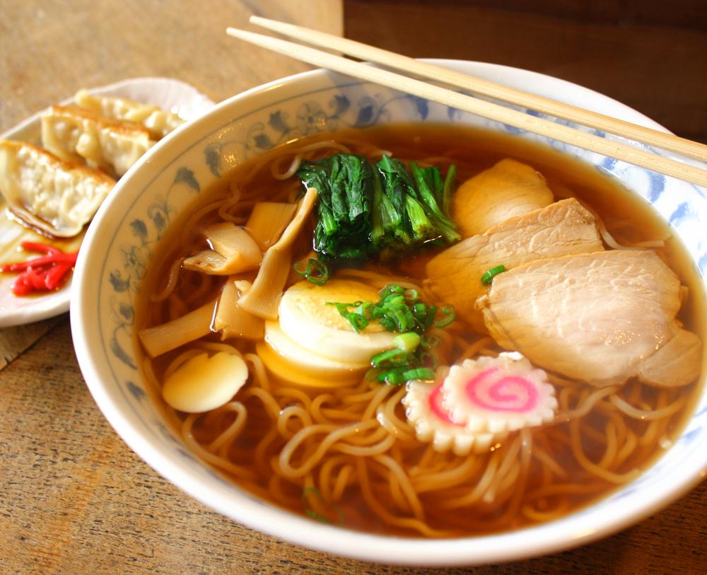 Японские супы рецепты в домашних