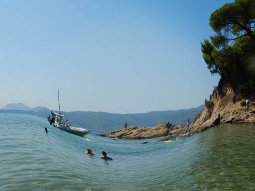 Skiathos - Banana Beach