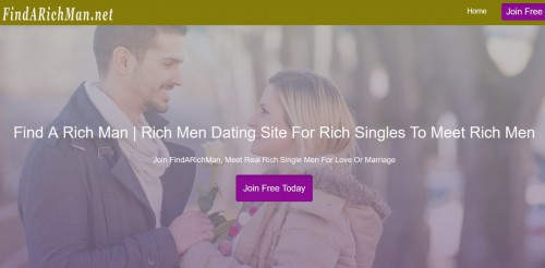 Large number of rich men looking for marriage are seeking right partners for serious rich dating online. Find A Rich Man is best rich men dating site for rich single men and their admirers to select. http://findarichman.net/