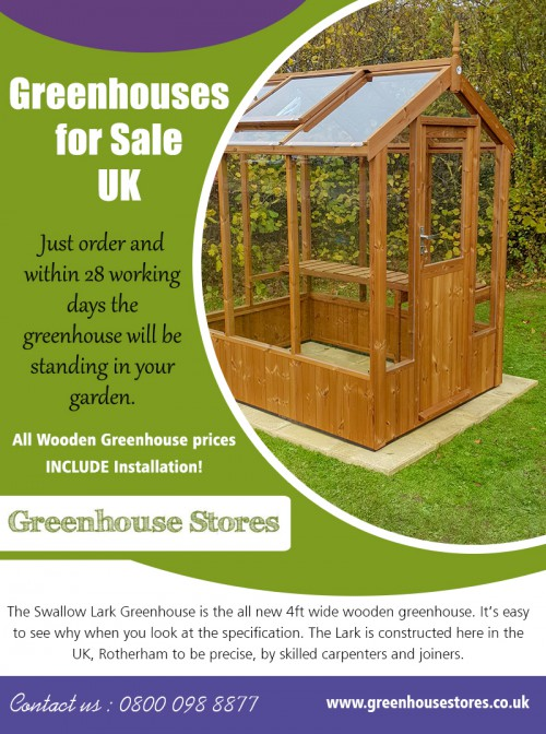 "6x6 Greenhouses for Sale in UK with various sizes and colors option at https://www.greenhousestores.co.uk/Greenhouses-For-Sale/  Find Us On Google Map : https://goo.gl/maps/bPR5dzUfJPQ2  Gardening is a popular hobby for young and old alike and can provide education at home for children to better understand where our food comes from. For the beginning gardener who enjoys gardening and wants to take their skills and interest to the ""next level,"" perhaps it is time to consider investing in a greenhouse. 6x6 Greenhouses for Sale in UK for cheap price offers.  Social : http://victoriangreenhouse.brandyourself.com/ https://about.me/WoodenGreenhouses https://snapguide.com/wooden-greenhouses/ https://cheapplasticsheds.netboard.me/  Greenhouse Stores  Circle Online Limited Mere Green Chambers, 338 Lichfield Road, Sutton Coldfield B74 4BH UK By Telephone : 0800 098 8877 Sales Enquiries : sales@greenhousestores.co.uk Delivery : delivery@greenhousestores.co.uk Product Support : support@greenhousestores.co.uk Monday to Friday 9am–5:30pm  Offers : Greenhouse Clearance Sale UK Greenhouse Sale Offers Greenhouse Showroom near me Greenhouses for Sale UK Greenhouses Store near me"