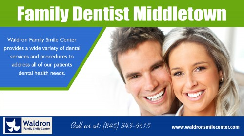 Family dentist in Middletown handle your family's dental needs at https://www.waldronsmilecenter.com/about/  Service us dentists middletown family dentist middletown invisalign teeth whitening clinic middletown teeth whitening middletown invisalign middletown  A great smile is a big help in boosting your confidence in any situation you find yourself. Whether it be at the place where you work, social conditions, or in your everyday travels, your self-confidence is enhanced. It is not impossible to achieve a beautiful smile for yourself - get in touch with a family dentist in Middletown and the smile you are yearning for can become a reality, and it will be yours forever.  Contact us Address-350 Silver Lake-Scotchtown Rd,Middletown, NY 10941 USA Phone: (845) 343-6615  Find us https://goo.gl/maps/ERJSMNxeRXG2  Social https://padlet.com/dentistsmiddletown https://visual.ly/users/kidsdentistmiddletown/portfolio http://www.cross.tv/profile/704578 http://s36.photobucket.com/user/invisalignmiddletown/library http://www.facecool.com/profile/cosmeticdentistmiddletown