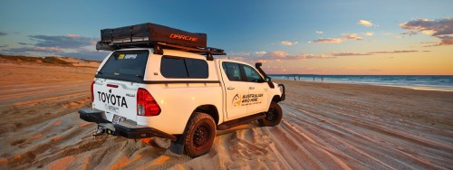 Cairns 4wd hire and rental