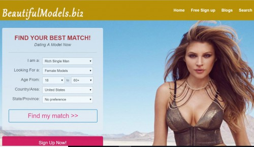 Beautiful Models is a serious and high quality rich site for rich women, men and beautiful models, including female models and male models, this rich site provides unique features and service for these models and rich singles who are looking for models for serious relationships. http://www.beautifulmodels.biz/