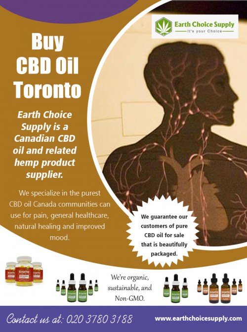 Visit the largest selection of Cbd Edibles Online Canadaa at https://earthchoicesupply.com/blogs/blogs/pure-cbd-oil-for-sale  Service:  purest cbd oil for sale canada  Basically, this is the cannabis that is grown to produce maximum biomass. It's important to note that hemp is different from marijuana that is found in the streets and used by people that want to get high. However, both hemp and marijuana are technically similar plants. The only difference is that hemp has THC in low amounts and Cbd Edibles Online Canada in high amounts.  Address: 250 Yonge Street, Suite 2201, Toronto M5B2L7 , Canada General Inqueries: 416-922-7238 Email : info@earthchoicesupply.com  Social:  http://www.facecool.com/profile/EarthChoiceSupply https://www.thinglink.com/user/1091356655632777219 https://www.scoop.it/u/earth-choice-supply http://mysocialpeople.com/profile/earthchoicesupp https://www.minds.com/earthchoicesupply http://www.mobypicture.com/user/earthchoicesupply https://ello.co/earthchoicesupply https://www.youtube.com/channel/UCYgVNAV0DhYzNQ_U6PhOZtA https://en.clubcooee.com/users/view/earthchoicesupp  More Links :   http://www.canadianbusinessdirectory.ca/file1341558.htm http://www.mysheriff.ca/profile/oil-lubrication/tofield/6255609/ http://www.communitywalk.com/canada/map/2283434 https://www.fyple.ca/company/earth-choice-supply-cbd-oil-canada-5b9fyji/