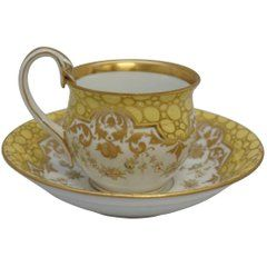 1stdibs.com Antique Meissen Porcelain Swan Handle Teacup 242244ff27b66f40867b0c6eee1c599b