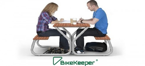 BikeKeeper® Premium outdoor furniture are available in dark and light impregned wood, with and without a back rest. These tables and chairs are always a timeless and elegant choise. For more visit us at Bikekeeper.com