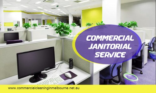 There are many companies that offer Commercial Janitorial Service. The important thing that many business owners forget is that these companies are not always giving you the same level of service. Finding the company that can clean your restaurant, office, or business for the lowest cost with the best service can make your business. Sometimes you may need to remind certain companies that they need to wait to come into your office. Hop over to this website http://www.commercialcleaninginmelbourne.net.au/ for more information on Commercial Janitorial Service.