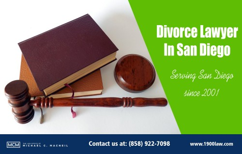 Divorce Lawyer In San Diego