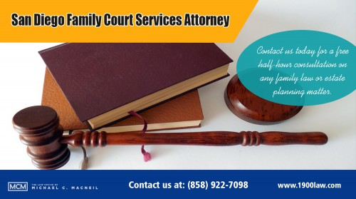 San Diego Family Court Services Attorney (858) 922 7098