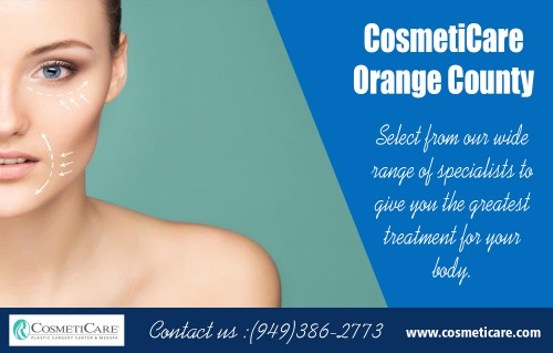 CosmetiCare Newport Beach to remove loose skin from the abdomen at https://www.cosmeticare.com/s/liposuction  services : breast lift breast augmentation breast surgery liposuction liposuction procedure CosmetiCare are not a substitute for weight loss though. This procedure will reduce that extra body mass and ultimately you'd be lighter on the scale but it is not the   remedy for the absence of exercise. It is very understandable why individuals want or need them however because extra tummy mass can have some unsightly   characteristics i.e stretch marks, coloration differences and the primary reason for wanting a CosmetiCare Newport Beach at all that hanging flab over the belt buckle.  Contact us: 949-386-2773 Social: https://www.facebook.com/cosmeticare https://twitter.com/cosmeticare https://www.instagram.com/cosmeticare_/ https://www.youtube.com/user/CosmetiCare https://www.pinterest.ca/cosmeticareOC/