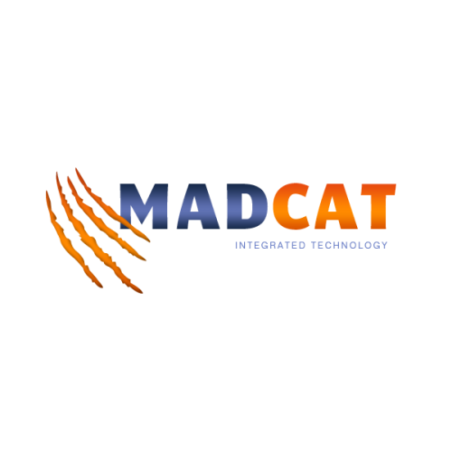 Madcat IT Logo Transparent