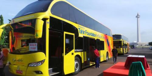 Bus Sumbangan Tahir Fondation